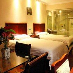 GreenTree Alliance Nantong West Renmin Road Coach Station Hotel комната для гостей фото 2