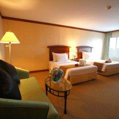 Baiyoke Sky Hotel 4* Номер Делюкс с разными типами кроватей фото 2