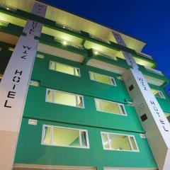 Wiz Hotel вид на фасад фото 2