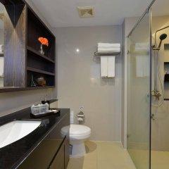 Отель At Mind Serviced Residence Pattaya ванная