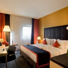 Гостиница Crowne Plaza Санкт-Петербург Аэропорт 4* Стандартный номер разные типы кроватей фото 2