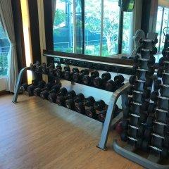 Отель Greta Resort and Sport Club фитнесс-зал фото 4