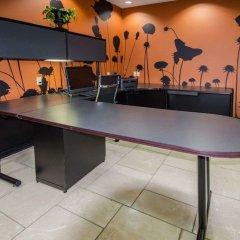 Отель Sleep Inn & Suites And Conference Center детские мероприятия