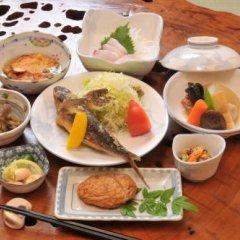 Отель Minshuku Yakusugi-sou Якусима питание фото 2