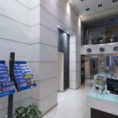 Отель Epidavros Hotel Греция, Афины - 7 отзывов об отеле, цены и фото номеров - забронировать отель Epidavros Hotel онлайн интерьер отеля фото 3