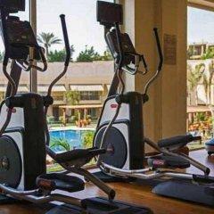 Renaissance Cairo Mirage City Hotel фитнесс-зал фото 4