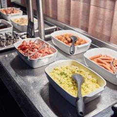 Lindner Wtc Hotel & City Lounge Antwerp Антверпен питание фото 3