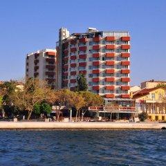 Akol Hotel Турция, Канаккале - отзывы, цены и фото номеров - забронировать отель Akol Hotel онлайн пляж