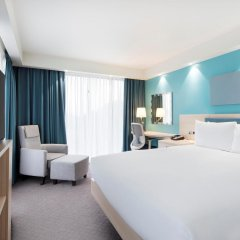 Отель Hampton by Hilton London Docklands комната для гостей фото 2