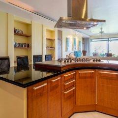 Апартаменты Aspasia Kata Luxury Resort Apartment пляж Ката Яй в номере