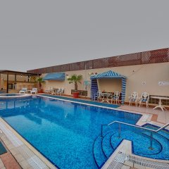 Отель Nihal Palace Дубай бассейн фото 3