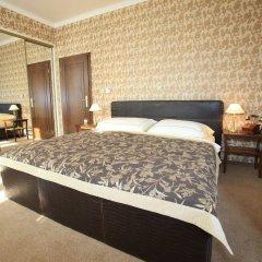 Отель Villa Milada Прага комната для гостей