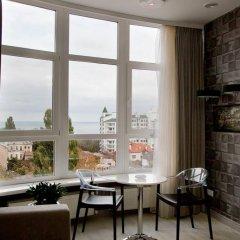 Апартаменты Beach & Beatles Apartments Одесса гостиничный бар