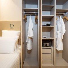 Отель Ddream Hotel Мальта, Сан Джулианс - отзывы, цены и фото номеров - забронировать отель Ddream Hotel онлайн сейф в номере