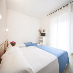 Отель Colombo Италия, Риччоне - 2 отзыва об отеле, цены и фото номеров - забронировать отель Colombo онлайн комната для гостей фото 5