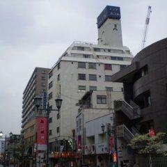 Takasaki Ekimae Plaza Hotel Томиока фото 2