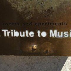 Отель A Tribute To Music Венеция с домашними животными