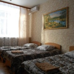 Гостиница Уют в Костроме 1 отзыв об отеле, цены и фото номеров - забронировать гостиницу Уют онлайн Кострома комната для гостей фото 4