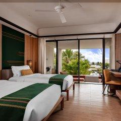 Отель InterContinental Sanya Resort комната для гостей фото 4