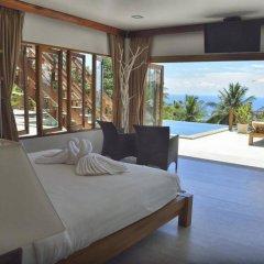 Отель Perfect View Pool Villa Таиланд, Остров Тау - отзывы, цены и фото номеров - забронировать отель Perfect View Pool Villa онлайн комната для гостей фото 4