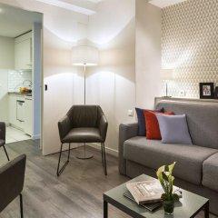 Citadines Apart`Hotel Montmartre Париж комната для гостей фото 5