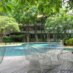 Отель Oun Hotel Bangkok Таиланд, Бангкок - отзывы, цены и фото номеров - забронировать отель Oun Hotel Bangkok онлайн бассейн