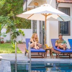 Отель Summer Holiday Villa Вьетнам, Хойан - отзывы, цены и фото номеров - забронировать отель Summer Holiday Villa онлайн бассейн