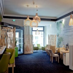 Отель Best Western Crequi Lyon Part Dieu интерьер отеля