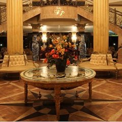 Victoria Palace Beach Hotel интерьер отеля фото 3