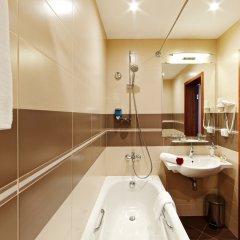 Гостиница Новый Петергоф в Санкт-Петербурге - забронировать гостиницу Новый Петергоф, цены и фото номеров Санкт-Петербург ванная