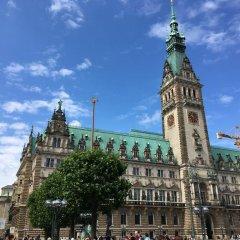 Отель City Hotel Германия, Гамбург - отзывы, цены и фото номеров - забронировать отель City Hotel онлайн