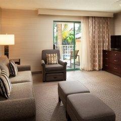 Sheraton San Jose Hotel комната для гостей фото 5