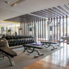 Jixian Marriott Hotel фитнесс-зал