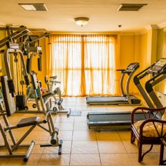 Hotel Quinta Real Луизиана Ceiba фитнесс-зал