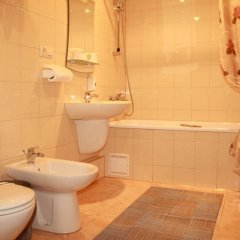 Гостиница Дружба ванная фото 2