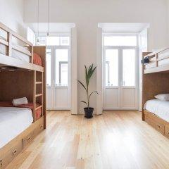 Pé Direito Hostel Понта-Делгада комната для гостей фото 2