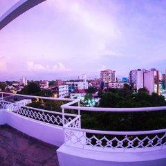 Отель Whitehouse Residencies балкон
