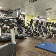 Brussels Marriott Hotel Grand Place фитнесс-зал