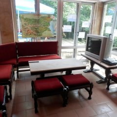 Отель Olimpia Supersnab Hotel Болгария, Балчик - отзывы, цены и фото номеров - забронировать отель Olimpia Supersnab Hotel онлайн интерьер отеля фото 3