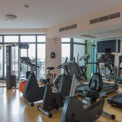 Отель Arabian Park Hotel ОАЭ, Дубай - 1 отзыв об отеле, цены и фото номеров - забронировать отель Arabian Park Hotel онлайн фитнесс-зал фото 4