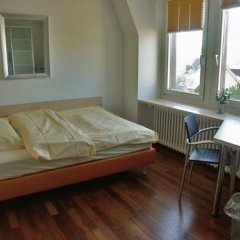 Апартаменты Accademia Apartments Цюрих комната для гостей