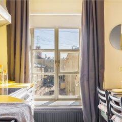 Апартаменты Little Italy Apartment 140m2 комната для гостей