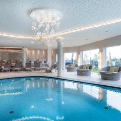 Small & Beautiful Hotel Gnaid Тироло бассейн
