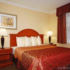 Отель Best Western Hollywood Plaza Inn США, Лос-Анджелес - отзывы, цены и фото номеров - забронировать отель Best Western Hollywood Plaza Inn онлайн комната для гостей фото 3