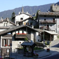 Отель Albergo Castello da Bonino Италия, Шампорше - отзывы, цены и фото номеров - забронировать отель Albergo Castello da Bonino онлайн фото 4