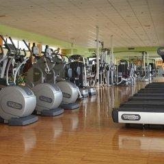 Отель Green Garden Resort Лимена фитнесс-зал