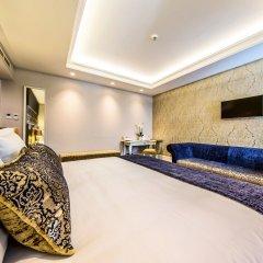 Prestige Hotel Budapest Будапешт комната для гостей фото 5