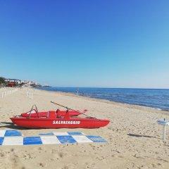Отель Villa Mimosa Сперлонга пляж фото 2