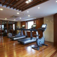 Отель Sejong Hotel Южная Корея, Сеул - отзывы, цены и фото номеров - забронировать отель Sejong Hotel онлайн фитнесс-зал фото 2