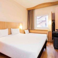 Отель Ibis Calle Alcala Мадрид комната для гостей фото 3